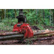 FL100 - Tête d'abattage - Waratah - Poids net 2995 kg/6 600 lb Poids net