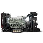 GTW-1550 T5 50 Hz Triphasé Groupe électrogène industriel - Genelec -1549 kVA
