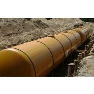 LPG Tanks - Citerne à gaz réservoir fixe enterré  - ALCANE - diamètre 1600 mm