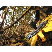 Bineuse agricole à doigts pour pépinières - k.u.l.t.-kress - profondeur de travail 2 à 4 cm