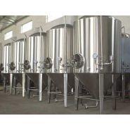 Réservoirs laitiers fermentation - Spectac - Acier inoxydable