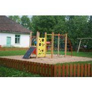 PAP006 - Clôtures en bois - Tiptiptap - h.0,6m