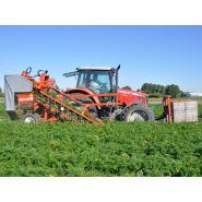 Arracheuse par préhension p3c farmer - dewulf bv - puissance du tracteur mnimale 60 hp