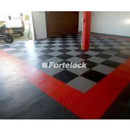 Dalles pvc clipsables mosaik pvc pour garage et atelier