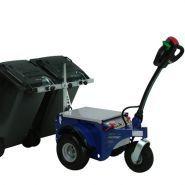 Jobby m4 - tracteur pousseur - tractodiff - capacité de traction 3 t