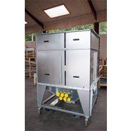 Mobil silo - bm silo - capacité maximum de 900 kg par m3