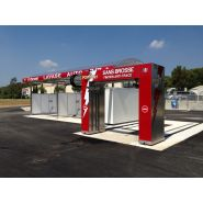 Stations de lavage Powerjet - Starwash / Busitec - 4 programmes de lavage personnalisables
