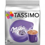 CHOCOLAT CHAUD MILKA X8 DOSETTES 240G - TASSIMO