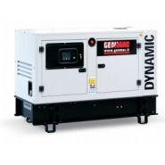 DYNAMIC RGU14KS-EPA Groupes électrogènes Industriel - Genmac -  Puissance en continue PRP kVA 12