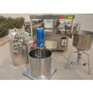 Machine de cornet de crème glacée de gaufre - Henan Gelgoog - Capacité 500-800pcs/h