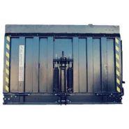 Niveleur de quai mécanique - alapont - charge max 5000 kg