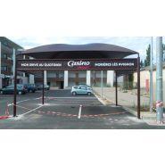 Cb - abri parking - carapax - 5.86m x 5.25m