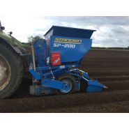 série SP - Planteuse - Standen Engineering Ltd