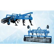 Cultivateur agricole - SVD Group - Poids 1400 Kg