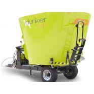 Dunker T1 - Mélangeuse agricole - Storti - Déchargement bilatéral