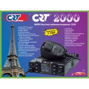 2000 - cb radio - crt france - am / fm