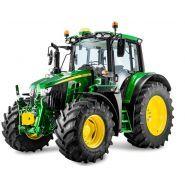 6120M Tracteur agricole - John Deere - puissance nominale de 120 ch