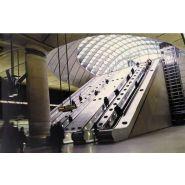 TransitMaster 140 Escalier mécanique - Kone - 0,75 - 0,65 - 0,5 - 0,4 m/s