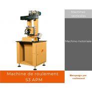 S3 APM - Marquage par roulement - Agicom - Machine motorisée