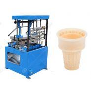 Machine industrielle de douille de cornet de crème glacée - Henan Gelgoog - Capacité 800-1000pcs/h