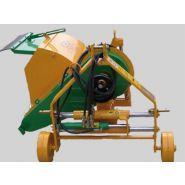SP2 - Épampreuse mécanique - RCM - Tracteur HP Min-Max.35-70
