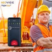 Application mobile protection travailleur isolé vigieapp®