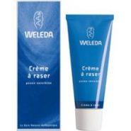 WELEDA CRME  RASER WELEDA + 1 MINIATURE DE CRME HYDRATANTE OFFERTE