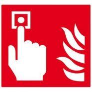 713150_550410 - Panneau d'incendie - Signaclic.com - Format : 130 mm