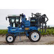JUPITER 140 VV MS M  - Tracteur enjambeur - Frema - à transmission hydrostatique 4 roues motrices