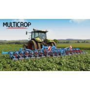 Multicrop Bineuses agricoles - Monosem - Inter-rang 45 à 80 cm / Robustes et polyvalentes