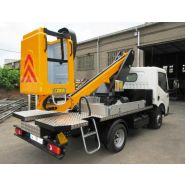 Tl10wo camion nacelle - movex - 10,5 mts