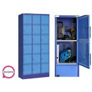 Paralocker xl - armoire de stockage et rechargement 18 casiers