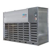 ZINCOCAR DF - Cabine de soufflage - Coral antipollution systems - Construction en panneaux de tôle galvanisée