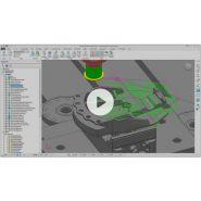 Powermill - logiciels de fao - discreet - logiciel avancé d'usinage haute vitesse et 5 axes pour la fabrication