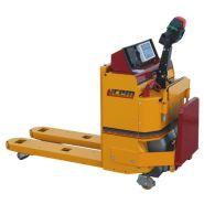 TP-B - Transpalette peseur électrique - ICEM S.r.l. - Capacité de charge jusqu'à 2000 kg