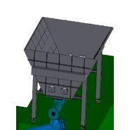 Trémie D'incorporation - Trémie de Stockage - Serip - 20 à 80 m³