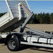 DYNAMIC'S D25 C - Bras hydraulique pour camion - Cornut - 3,5 T