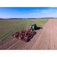 T i-Tiller - Cultivateur agricole - Kverneland Group - Nb de rangées de dents 5
