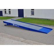 Type PAR et Type PARP - Rampe mobile - Promstahl - Capacité de charge: 7 t / 10 t