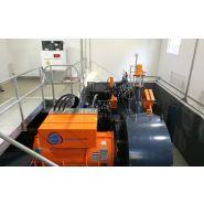 PELTON - Turbines hydro-électrique - WWS Wasserkraft GmbH