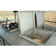 Cuisine Roulante CR 500 - Cuisines mobiles - Sert - JUSQU'A 500 REPAS