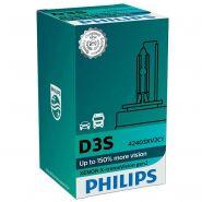 PHILIPS XENON D3S X-TREMEVISION +150% 42V 35W PK32D-5