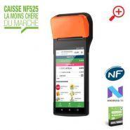 Terminaux de point de vente - Cashmag - Portable