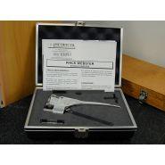 Durometre portatif webster model b pour aluminium réf: 80 13 030