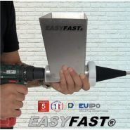 Jointoyeuse - easyfast - lavable à l'eau en 3 mns