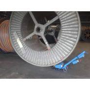 PR - Tracteur pousseur - Ims - Capacité : 500 à 25 000 kg