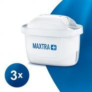 Maxtra + - Cartouches filtrantes d'eau - Brita - 3 cartouches