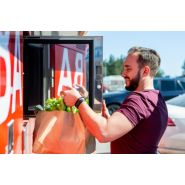 Casier click and collect - Strongpoint - Simple