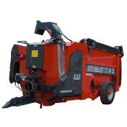 Tx89xl - désileuse pailleuse - euromark - capacité utile allant de 4m³ à 8m³