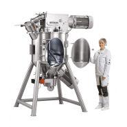 AM - Mélangeurs pour liquides alimentaires mono-rotor conique - Amixon - 130 litres